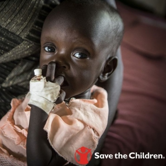 Save the Children's Photo