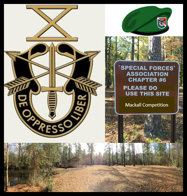 Special Forces Association, Chapter VI's Photo