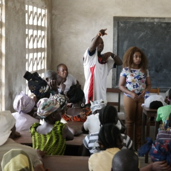 IT TAKES A VILLAGE AFRICA CORPORATION's Photo