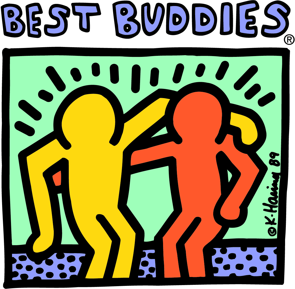 Best Buddies' Photo