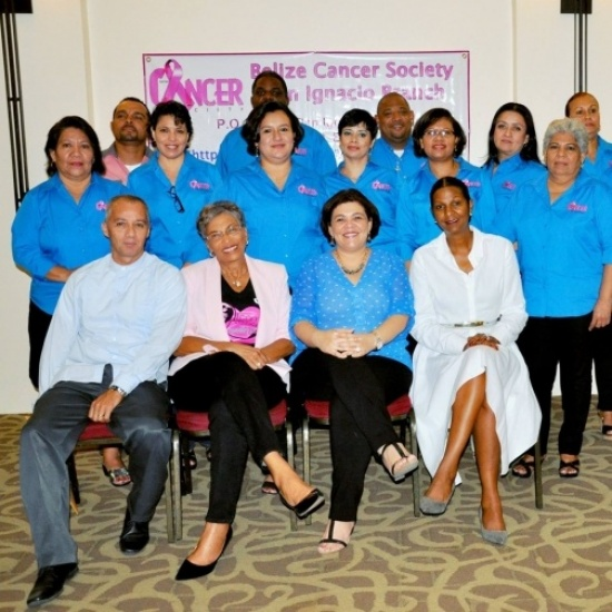 Belize Cancer Society's Photo