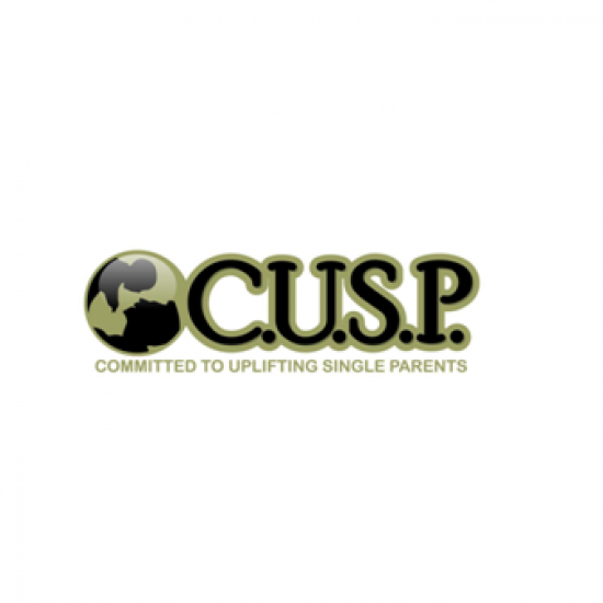 C U S P COMMITTED TO UPLIFTING SINGLE PARENTS' Photo