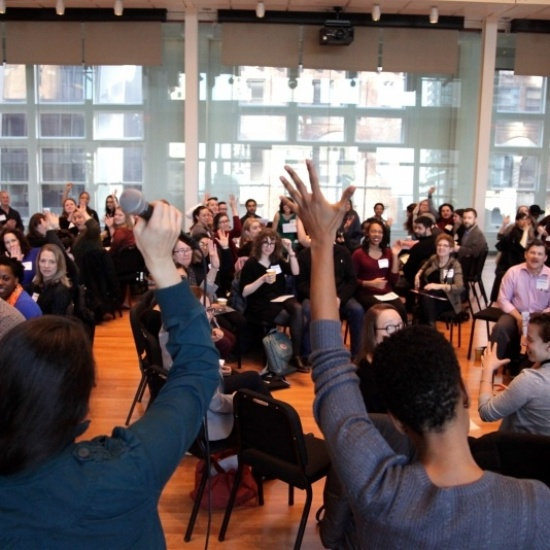 NEW YORK CITY ARTS-IN-EDUCATION ROUNDTABLE INC's Photo