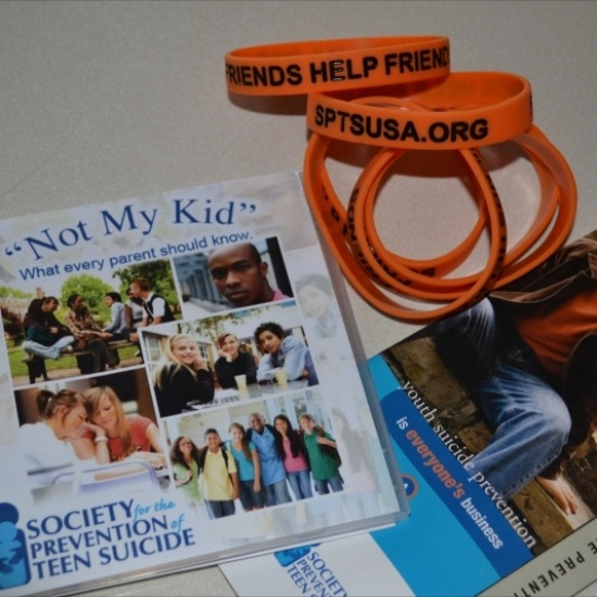SOCIETY FOR THE PREVENTION OF TEEN SUICIDE INC's Photo