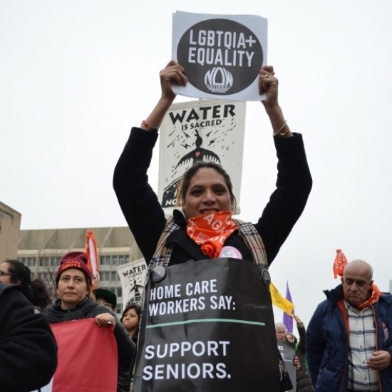 NATIONAL DOMESTIC WORKERS ALLIANCE INC's Photo