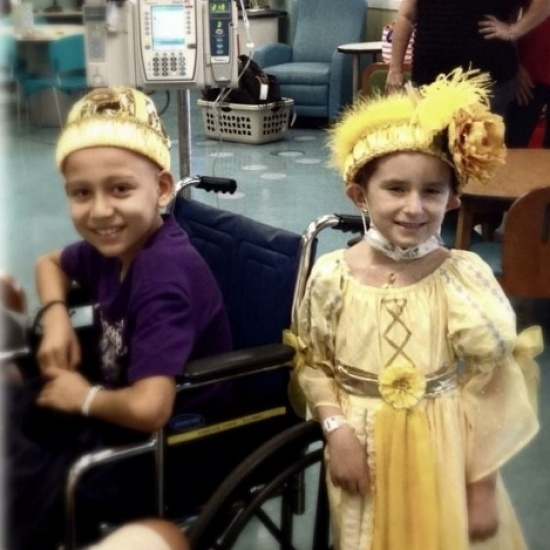Brookes Blossoming Hope For Childhood Cancer Foundation Inc's Photo