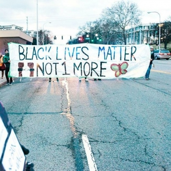 Black Lives Matter's Photo