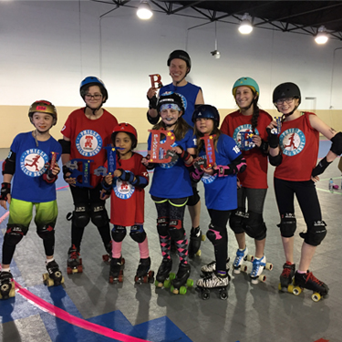 PHILLY ROLLER GIRLS' Photo