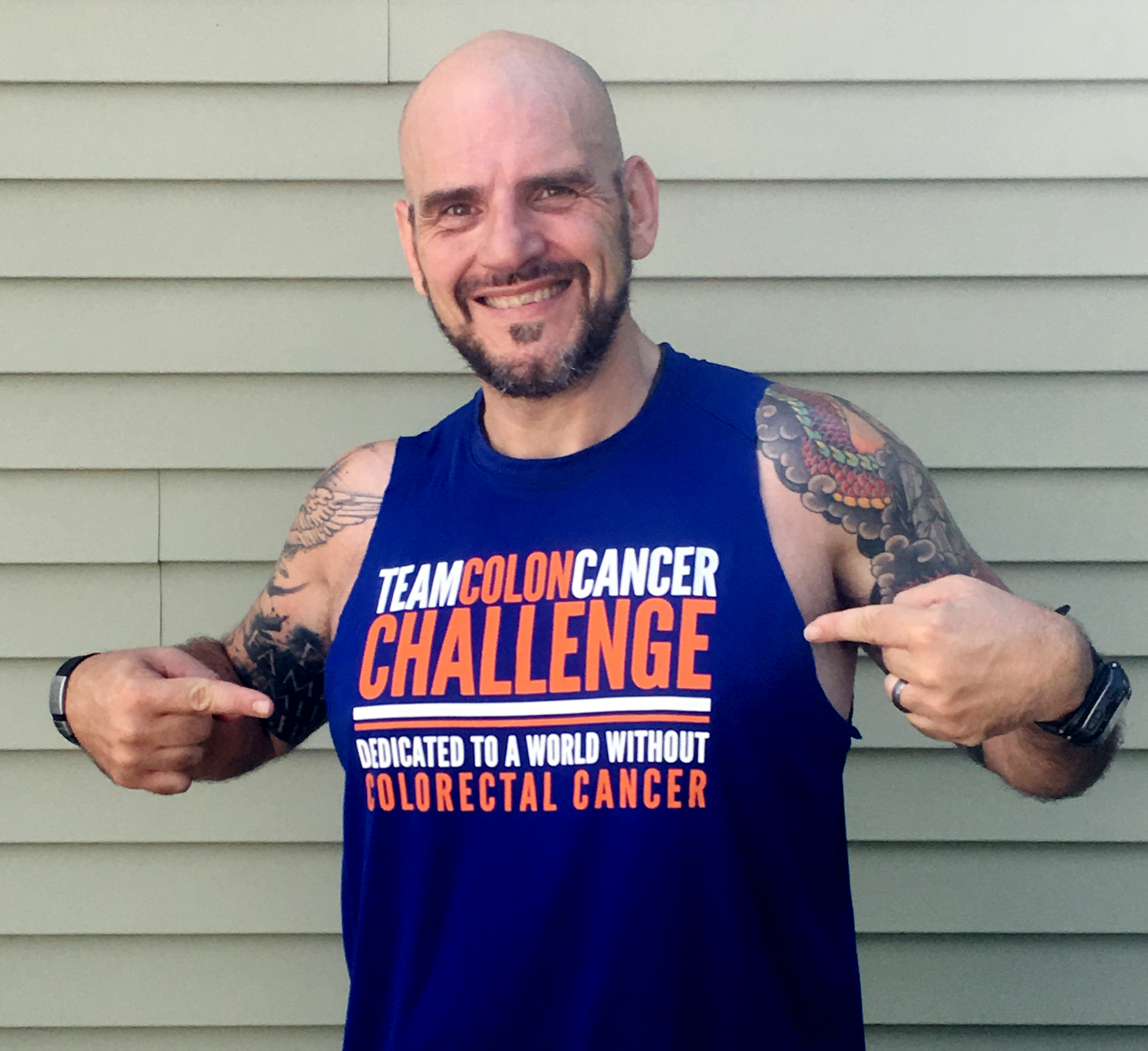 COLON CANCER CHALLENGE FOUNDATION's Photo