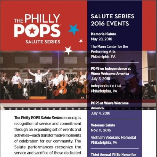 Philly POPS' Photo