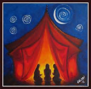 My Red Tent's Photo