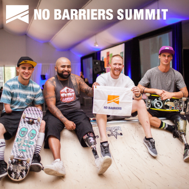 No Barriers' Photo