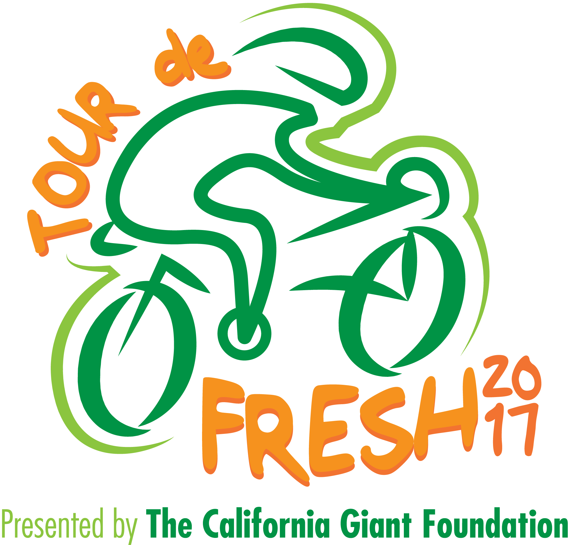 Tour de Fresh 2017 | CALIFORNIA GIANT FOUNDATION's Fundraiser