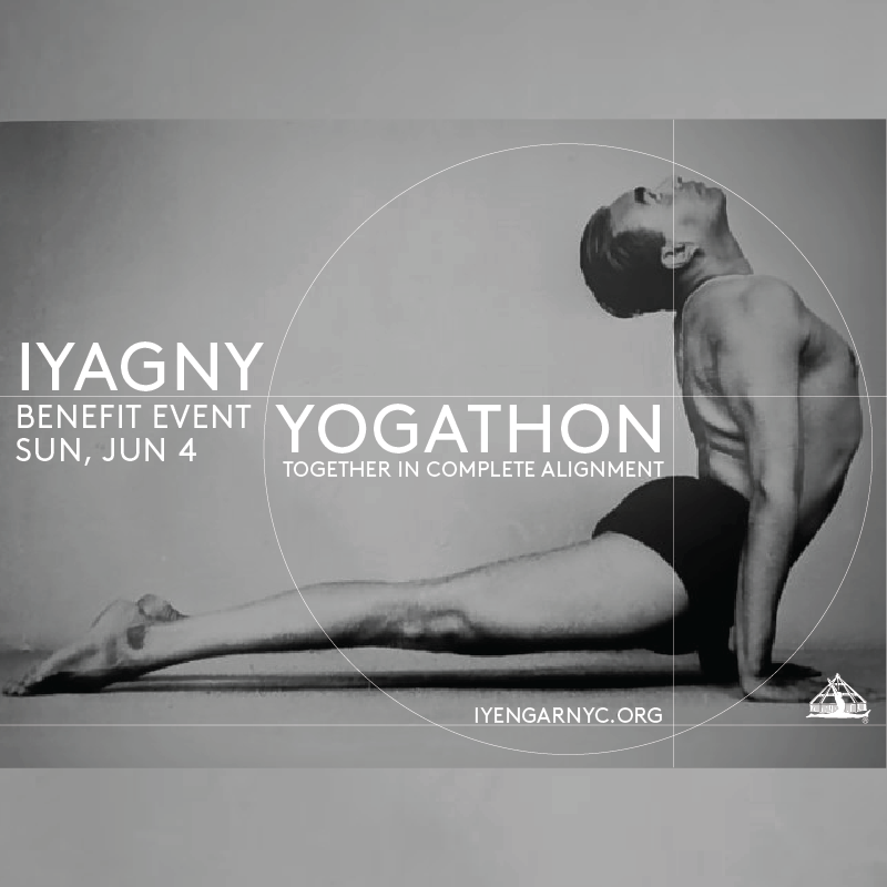 IYENGAR YOGA ASSOCIATION OF GREATER NEW YORK's Photo