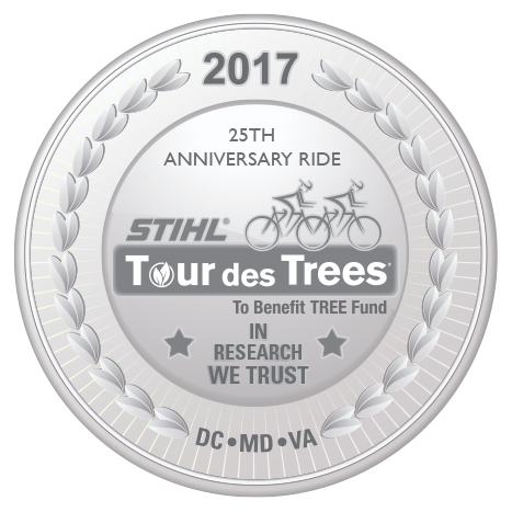 2017 STIHL Tour des Trees Photo