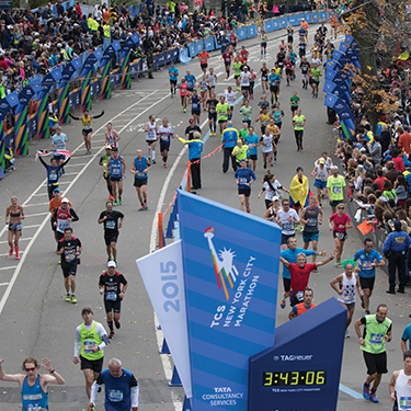 2017 TCS NEW YORK CITY MARATHON Photo