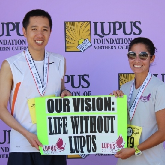 Drumbeat for a Lupus Cure 5K Run & Walk 2017 Photo