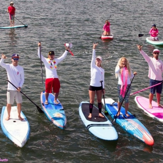Newport Beach Stand Up For The Cure 2017 Photo