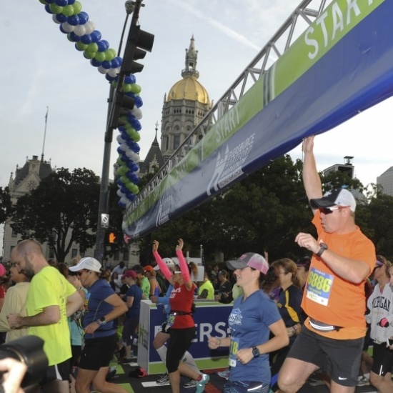 2017 Eversource Hartford Marathon Photo