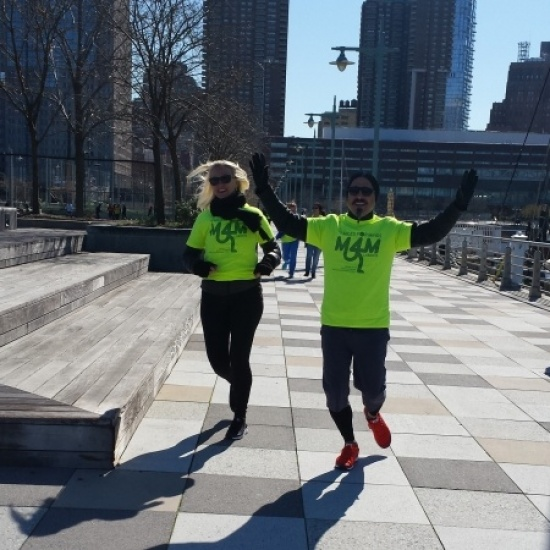 NYC LAB Miles for Minds 2017 Photo