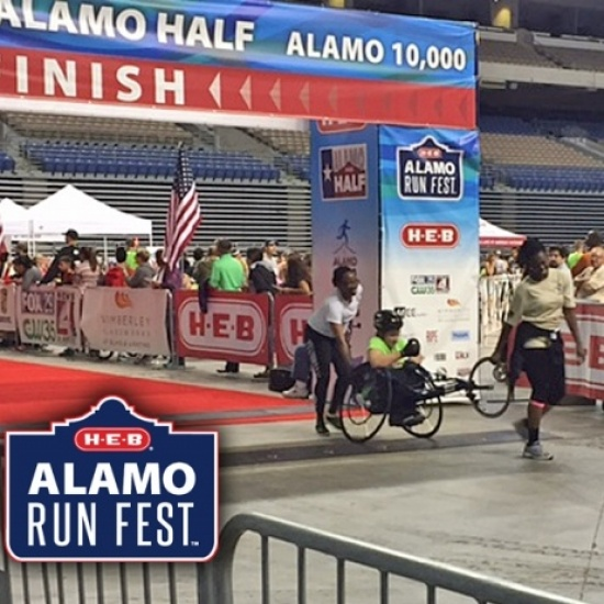 HEB Alamo Run Fest 2017 Photo