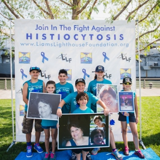5k to Fight Histio 2017 Photo