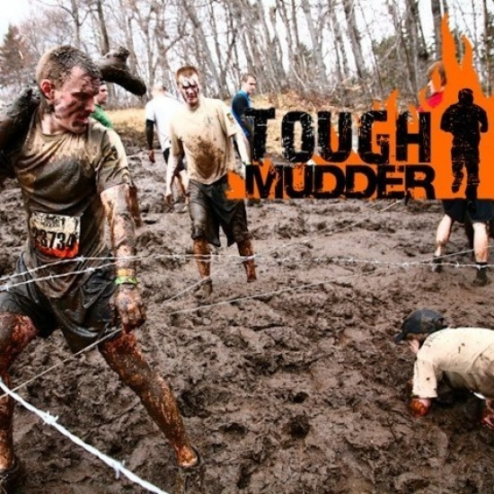 Project AWARE Tough Mudder Team Photo