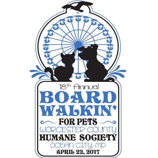 18th Annual Boardwalkin' for Pets Photo
