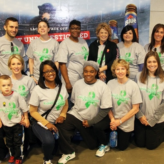 15th Annual Kilometers for Kidneys Walk Photo