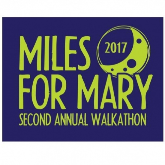 Miles for Mary 2017 Photo