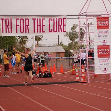 Tri 4 The Cure AZ 2017 Photo