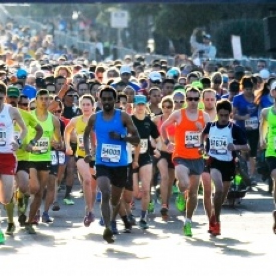 The CLF Challenge at the LA Big 5k Marathon on March 18th, 2017 Photo