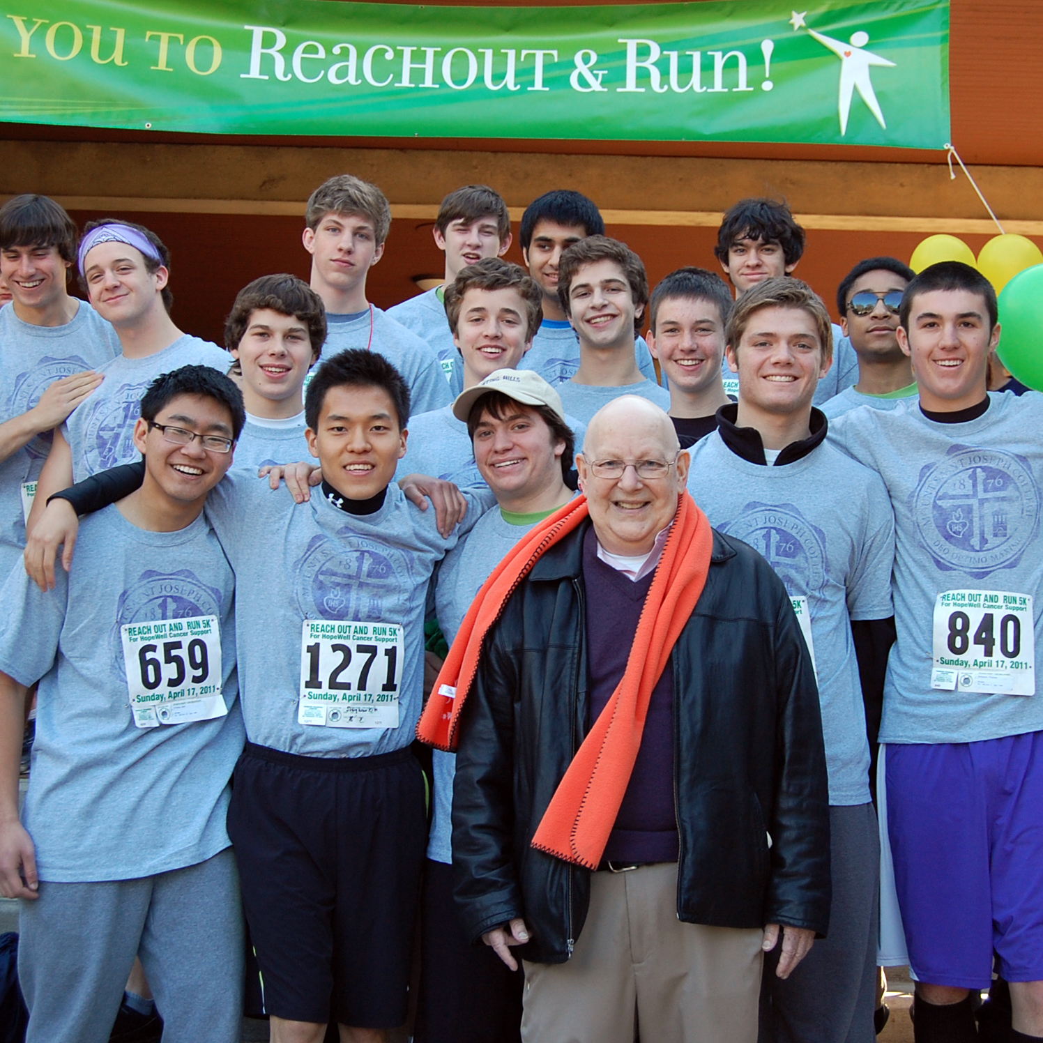 Reach Out and Run 2017 Photo