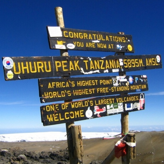 Cycle Kili Photo