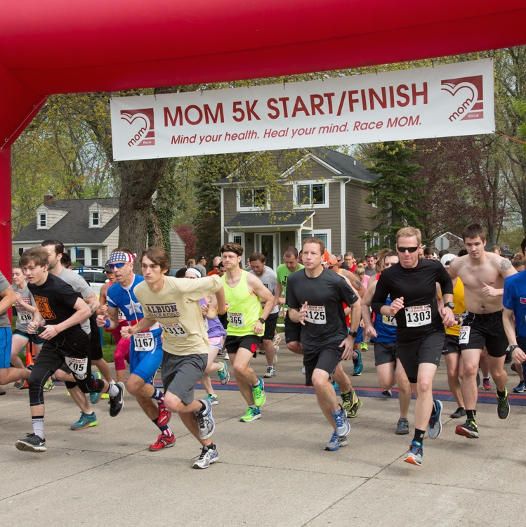 2017 MOM Race Photo