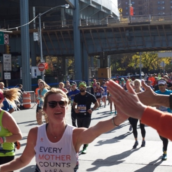 2017 TCS NEW YORK CITY MARATHON-Team EMC Photo