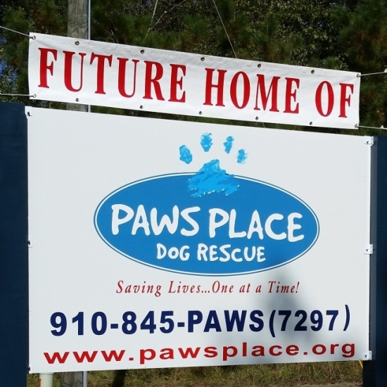 Raise The Ruff for Paws Place Dog Rescue! Photo