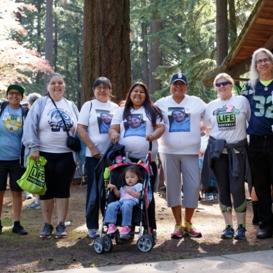 PREVIOUS: 2017 Donate Life Northwest Tabor Trot Photo