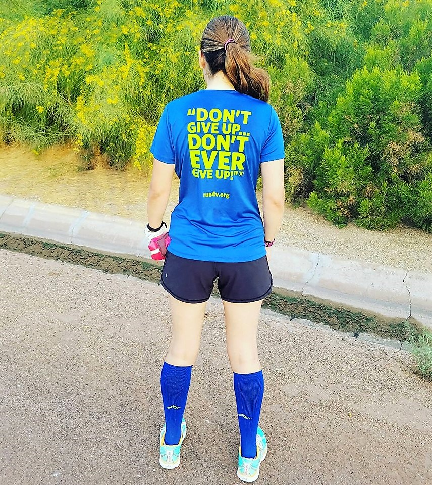 Team V | 2017 TCS New York City Marathon Photo
