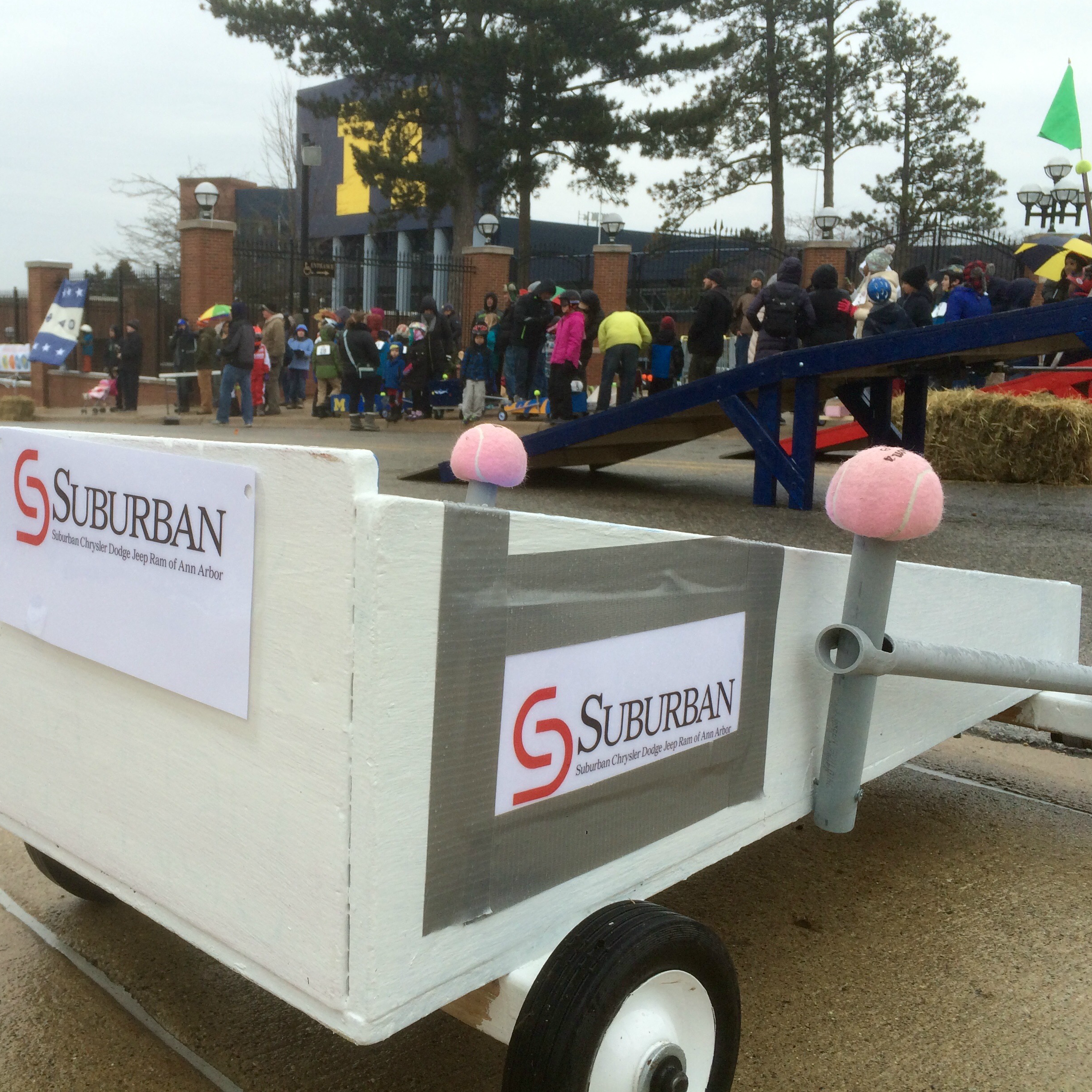 9th Annual Boxcar Derby for ALS Photo