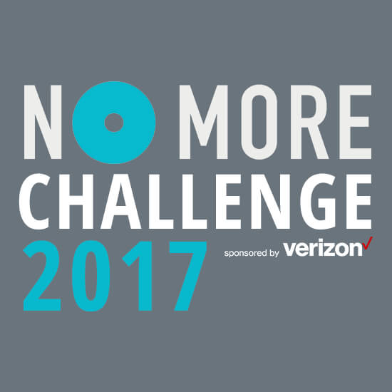 NO MORE Challenge 2017 Photo