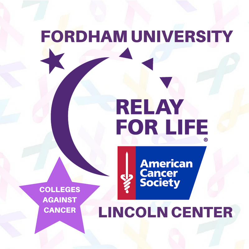 Relay For Life Fordham University Lincoln Center 2017 Photo