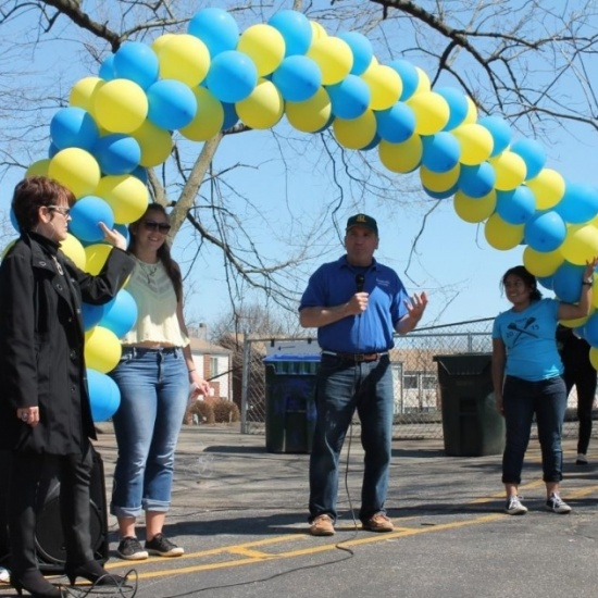 10th Annual Walk to End Homelessness Photo