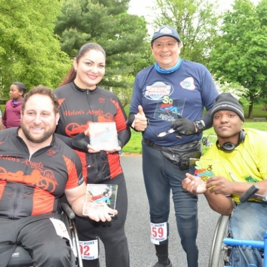 2017 Spinal Cord Injury (SCI) Awareness 5K Photo