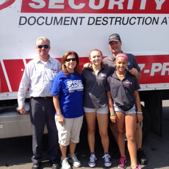 Shred Cancer Nationwide Event Photo