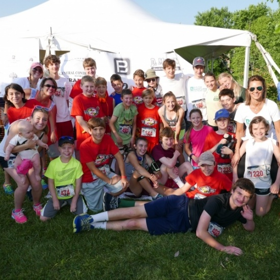 2017 Run for Radcliffe Photo
