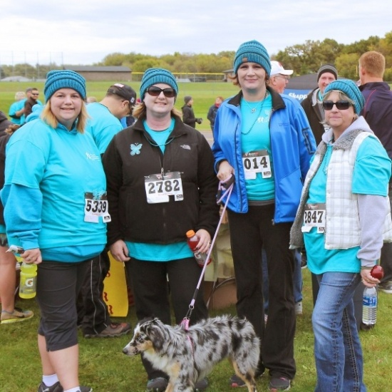 2017 WI Run/Walk to Fight Lymphedema & Lymphatic Diseases Photo