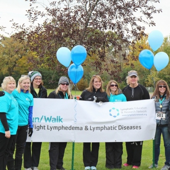 2017 WI Run/Walk to Fight Lymphedema &Lymphatic Diseases Photo