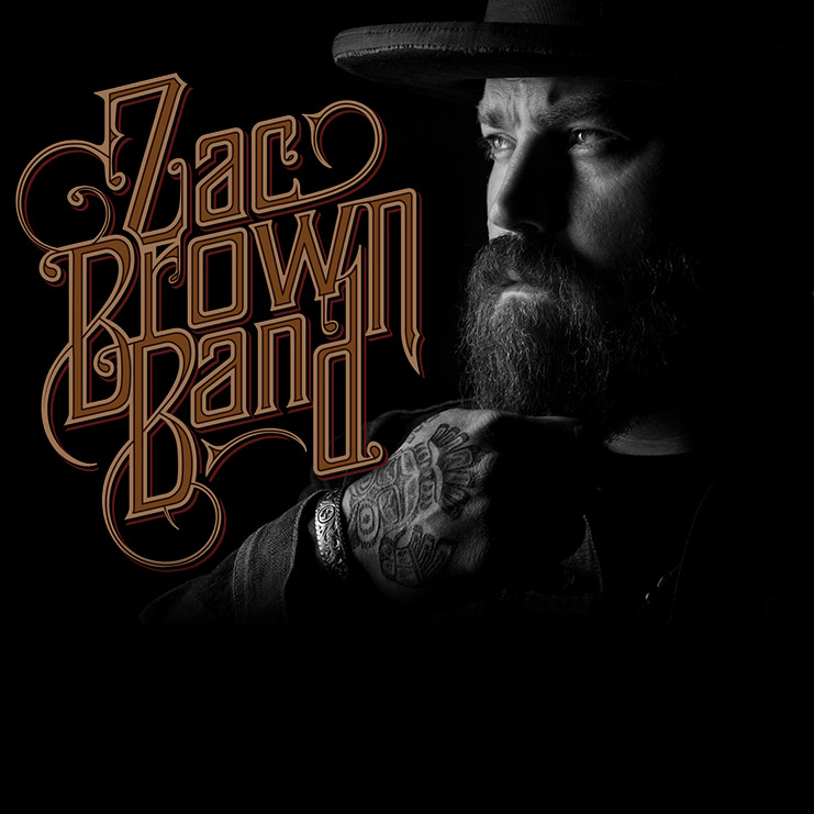 Zac Brown Band Tour Photo