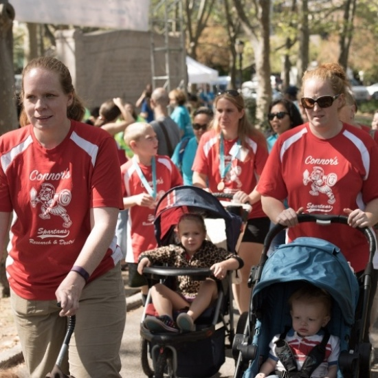 2017 NY Run/Walk to Fight Lymphedema & Lymphatic Diseases Photo